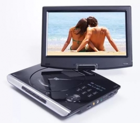 DVD плееры портативные