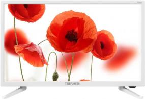 Телевизор LED TELEFUNKEN TF-LED24S52T2 белый
