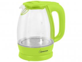 Чайник HOMESTAR HS-1012 стекло зеленый
