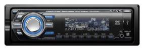 Автомагнитола Sony CDX-GT828 U