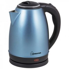 Чайник HOMESTAR HS-1010 нержавейка синий
