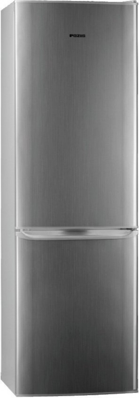 Холодильник POZIS RK 139 серебристый металлопласт