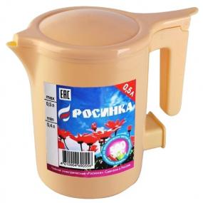 Чайник РОСИНКА ЭЧ -0,5/0,5 -220 сиреневый