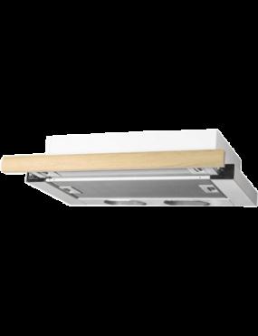 Вытяжка ELIKOR Интегра 50П-400-В2Л белый/дуб неокр