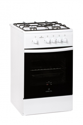 Газовая плита Greta 1470-00 исп.20 бел