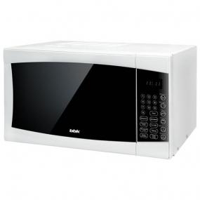 СВЧ-печь BBK 23MWS-915S/W (соло) белый