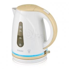 Чайник BBK EK1701P белый/бежевый