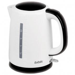 Чайник BBK EK1730P белый/черный