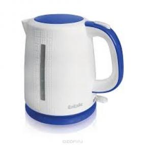 Чайник BBK EK1730P белый/голубой