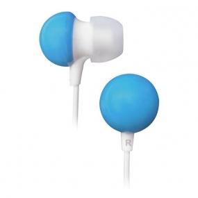 Наушники BBK EP-1140S белый/голубой