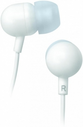 Наушники BBK EP-1160S белый