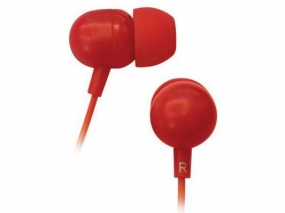 Наушники BBK EP-1160S красный