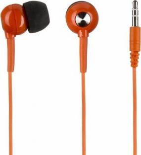 Наушники BBK EP-1200S оранжевый