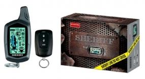 Сигнализация SHERIFF ZX-1070PRO DIALOG