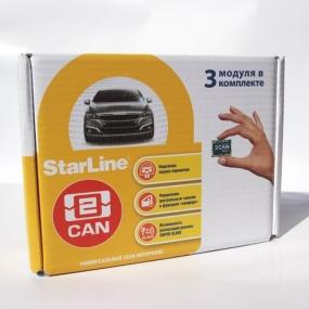 Сигнализация STARLINE 2CAN Мастер