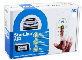 Сигнализация STAR LINE A63