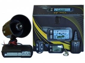 Сигнализация TOMAHAWK TZ-9011