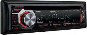 Автомагнитола KENWOOD KDC-BT40U
