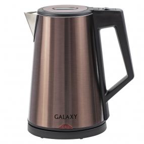 Чайник GALAXY GL 0320 бронзовый