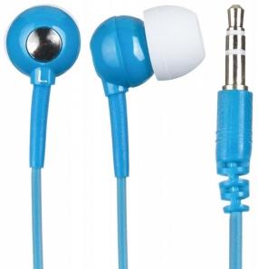 Наушники BBK EP-1200S синий