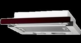 Вытяжка ELIKOR Интегра 60П-400-В2Л белый/дуб венге