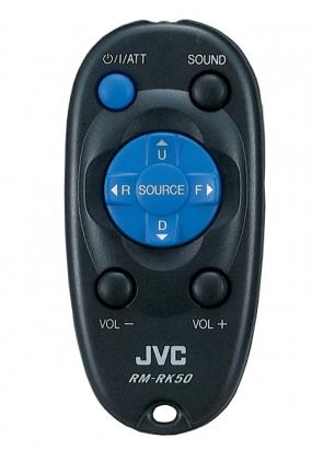 Пульт JVC RM-RK50