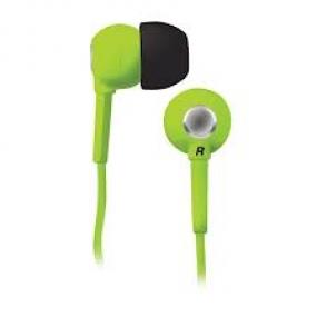 Наушники BBK EP-1200S зеленый