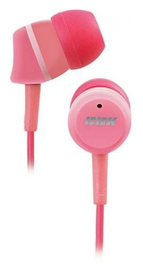 Наушники BBK EP-1220S розовый