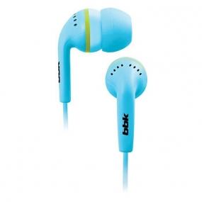 Наушники BBK EP-1240S синий