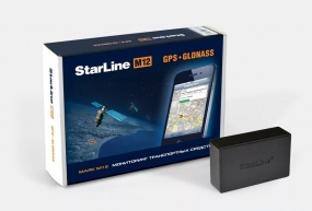 Сигнализация STARLINE M12 GPS (sim-карта МТС)