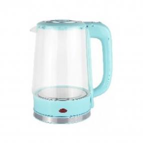 Чайник IRIT IR-1906 стекло голубой