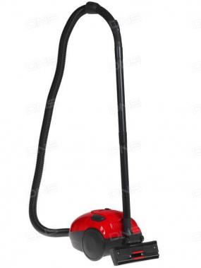 Пылесос DELTA DL-0831 красный
